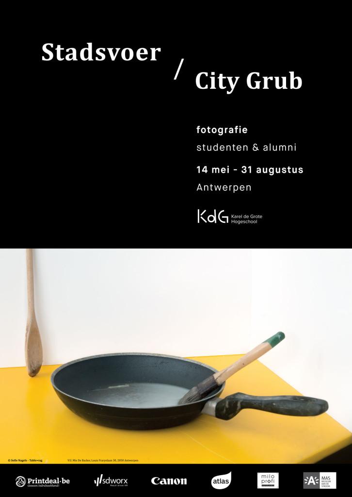 Stadsvoer City Grub antwerpen