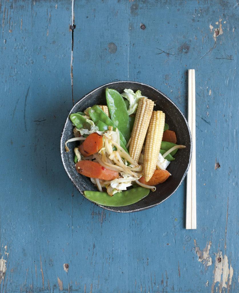 gewokte-groenten